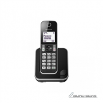 Panasonic Cordless phone KX-TGD310FXB Black, ..
