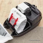 Bosch Vacuum cleaner BGB6SIL1 Bagged, Dry cle..
