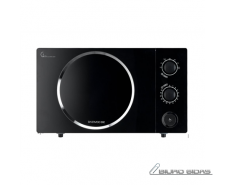Winia Microwave oven KOR-81H7BW Free standing, 800 W, B..