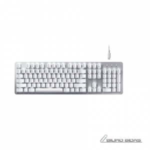 Razer Pro Type Mechanical Keyboard, US, White 314374