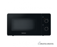 Winia Microwave oven KOR-5A17BW Free standing, 500 W, B..
