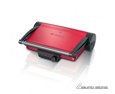 Bosch Grill TCG4104 Contact, 2000 W, Red 315639