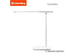 ColorWay LED Table Lamp Portable & Flexible with Built-..