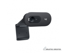 Logitech HD USB Webcam C505 Black, USB-A 318393