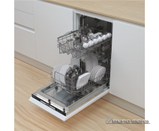 Candy Dishwasher CDIH 2D949 Built-in, Width 44.8 cm, Nu..