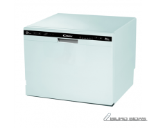 Candy Dishwasher CDCP 8 Free standing, Width 55 cm, Num..