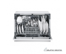Candy Dishwasher CDCP 6 Free standing, Width 55 cm, Num..