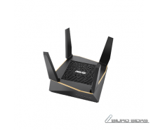 Asus AX6100 WiFi System router RT-AX92U 802.11ax, 10/10..