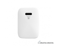 Silicon Power Wall Charger QM10 White, USB Type-C 323604