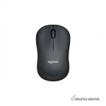 Logitech Mouse M220 SILENT 	Wireless, Charcoa..