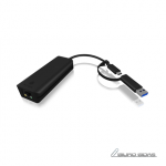 Raidsonic USB 3.0 Type-C to 2.5 Gigabit Ether..