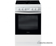 INDESIT Cooker IS5V8GMW/E Hob type Electric, Oven type..