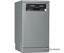 Hotpoint Dishwasher HSFO 3T223 WC X Free standing, Widt..