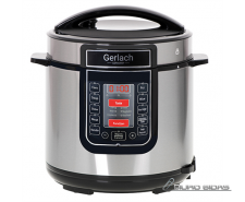 Gerlach Multifunction Electric Pressure Cooker GL 6412..