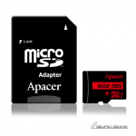 Apacer R85 Flash memory class 10, Micro SD ad..