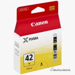 Canon CLI-42Y ink cartridge, yellow