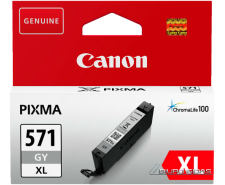 Canon CLI-571XLGY ink cartridge, grey