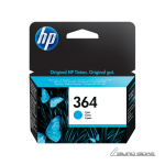 HP CB318EE ink cartridge No. 364, cyan