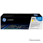 HP 125A cartridge, yellow