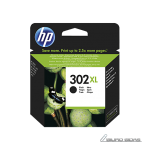 HP 302XL ink cartridge, black