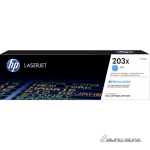 HP 203X cartridge, cyan, high capacity