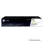 HP 117A cartridge, yellow