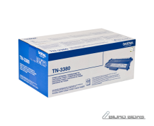 Brother TN3380 cartridge black, High Capacity