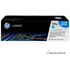 HP 125A cartridge, cyan