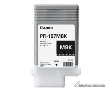 Canon PFI-107MBK ink cartridge, matte black