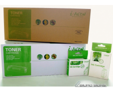 Compatible CE321A i-Aicon toner cartridge, cyan