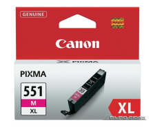 Canon CLI-551M XL ink cartridge, magenta