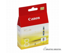 Canon CLI-8Y ink cartridge, yellow
