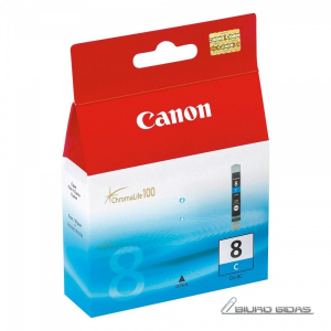 Canon CLI-8C ink cartridge, cyan