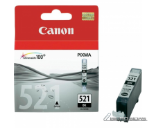 Canon CLI-521Bk ink cartridge, black
