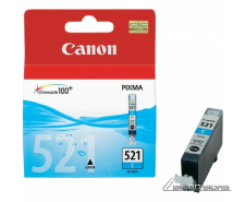 Canon CLI-521C ink cartridge, cyan