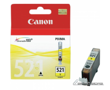Canon CLI-521Y ink cartridge, yellow