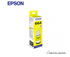Epson T66444A ink cartridge, yellow