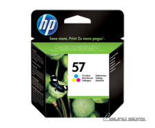 HP C6657AE ink cartridge No. 57, tricolor