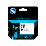 HP CZ133A ink cartridge No. 711, black, high ..