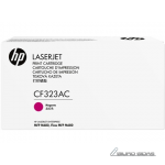 HP 654A cartridge, magenta