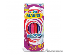 Flomasteriai CARIOCA Magic Color Up, 6 vnt./pak.