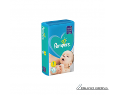 Sauskelnės PAMPERS New Baby, Small pack 1 dydis +, 2-5k..