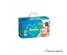 Sauskelnės PAMPERS New Baby, Small pack 2 dydis +, 4-8k..
