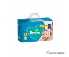Sauskelnės PAMPERS New Baby, Giant Pack, 2 dydis, 4-8kg..