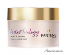 Kaukė PANTENE BIOLOGY Full & Vibrant, 160 ml