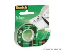 Lipni juosta SCOTCH MAGIC 810 12mmx10m su dėklu