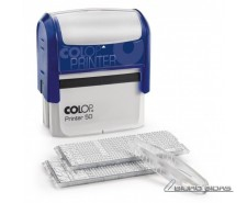 Surenkamas antspaudas Colop Printer 50/2 Set, 69x30mm